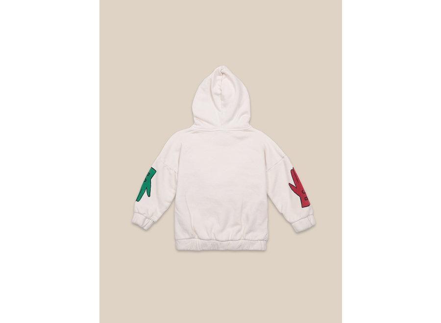 Lost Gloves Hooded Sweatshirt