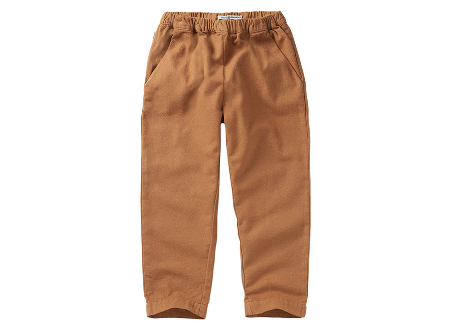 Tapered Trouser Caramel