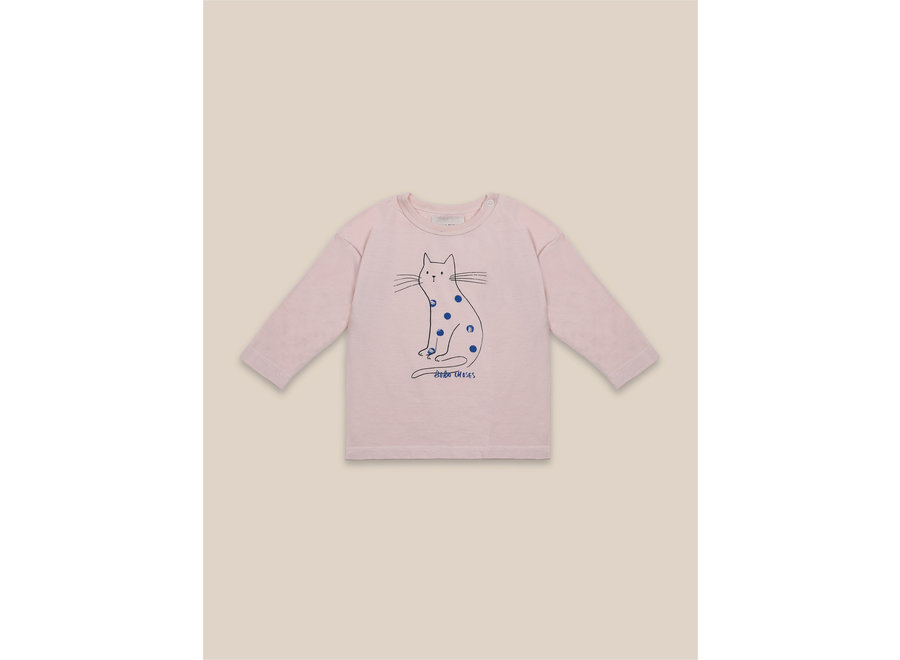 Cat Longsleeve T-Shirt
