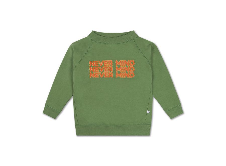 classic sweater hunter green