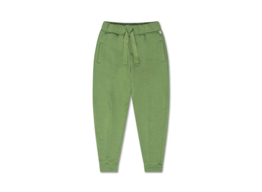 jogger hunter green