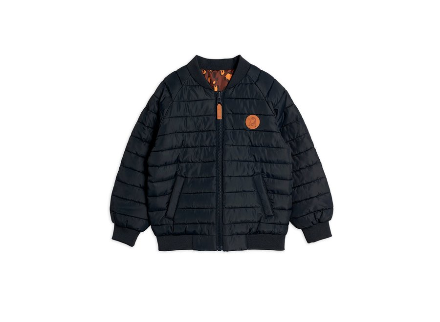 Leopard insulator jacket