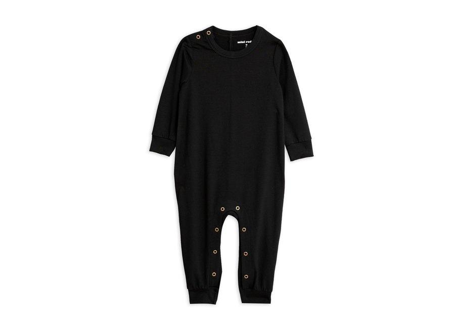 Basic jumpsuit black
