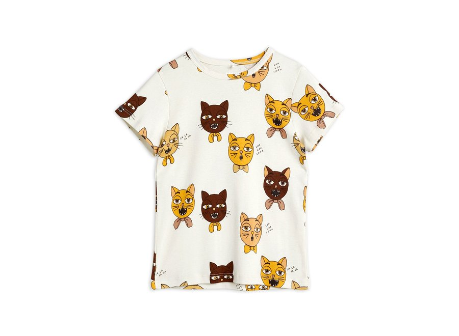 Cat choir aop ss tee