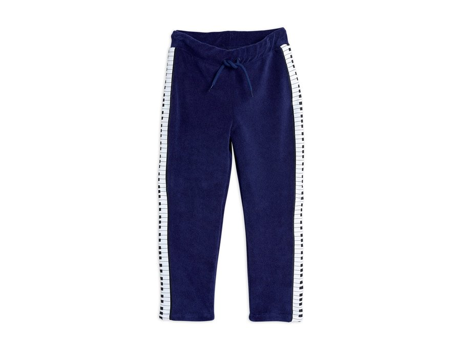 Piano terry trousers