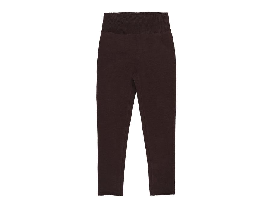 Slim pants Cacao nib