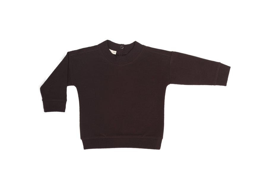 Baby sweater Cacao nib