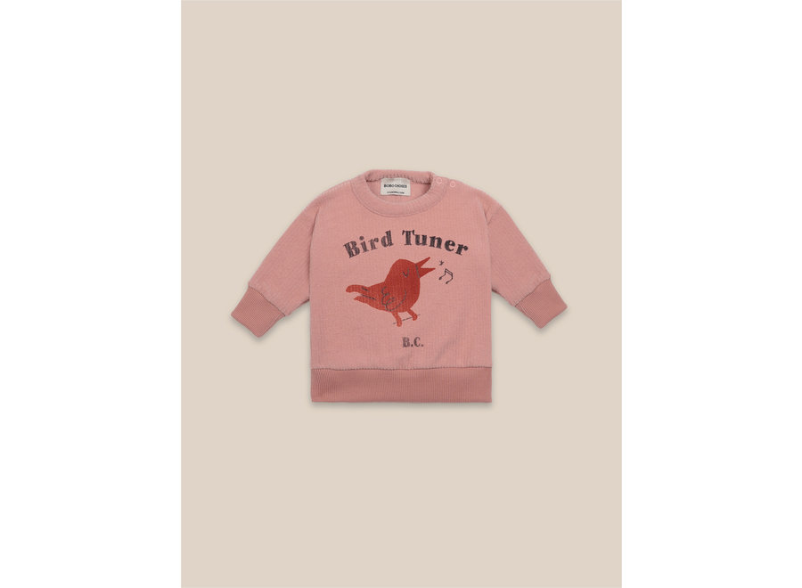 Bird Tuner Terry Towel Sweat