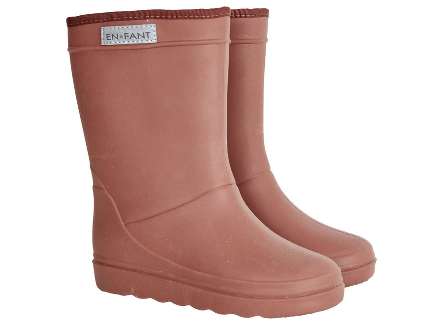 Enfant Thermoboots Wine