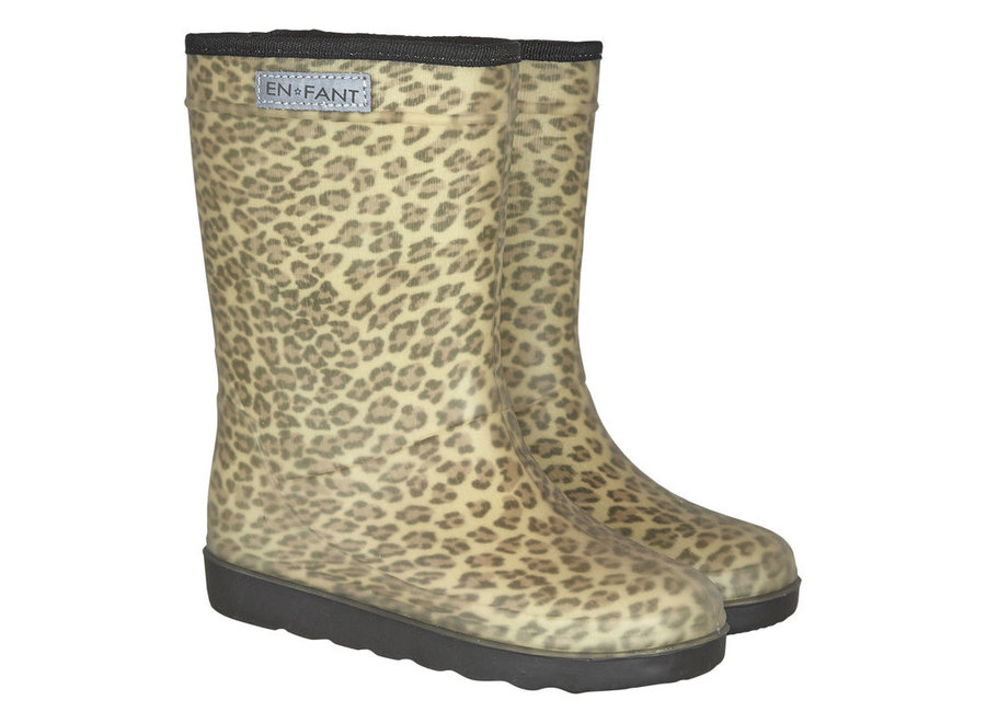 Enfant Thermoboots Leo Camel