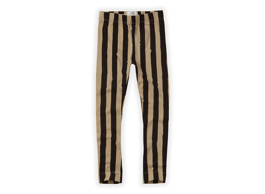 Pants Painted Stripe Nougat