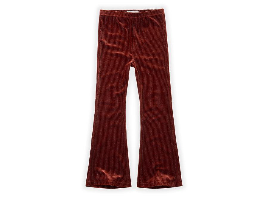 Pants Velvet Flair