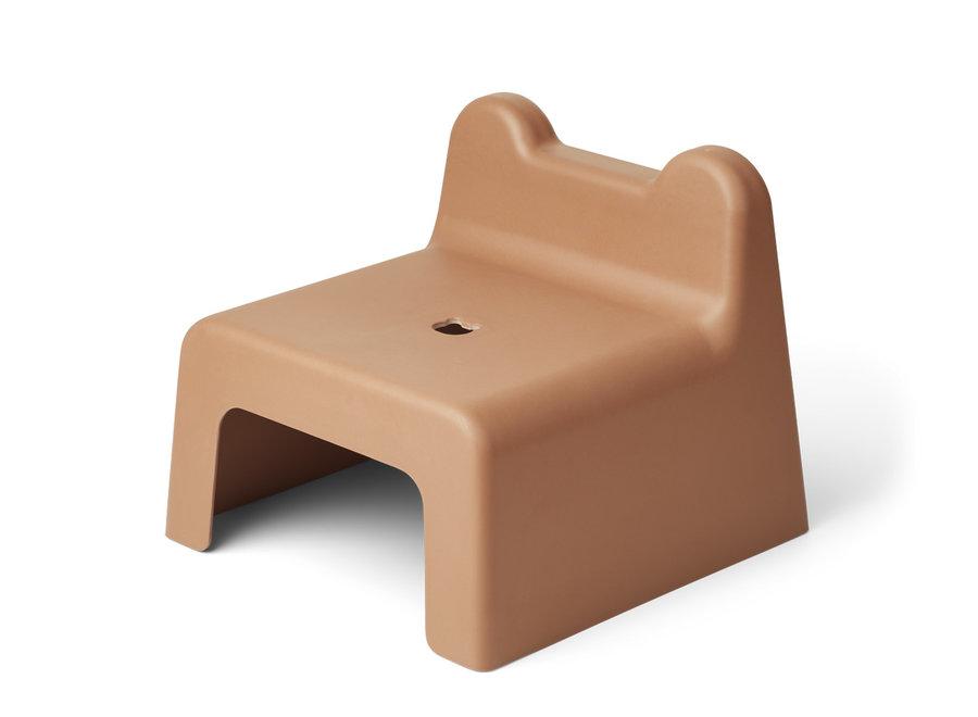 Liewood Harold mini chair Terracotta