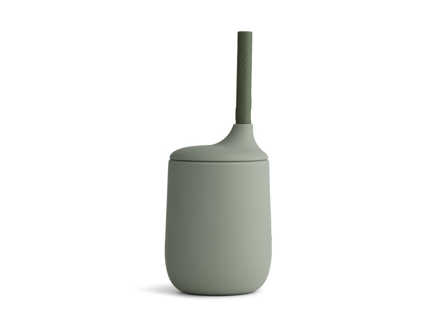 Liewood Ellis sippy cup Faune green