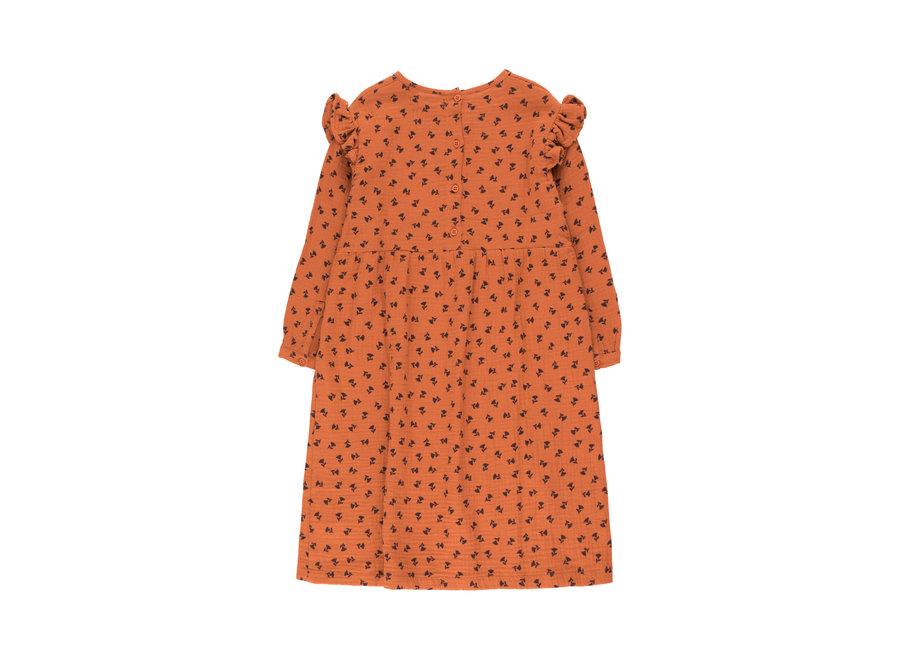 Tiny flowers dress