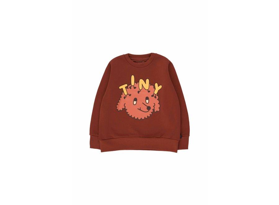Tiny dog sweatshirt