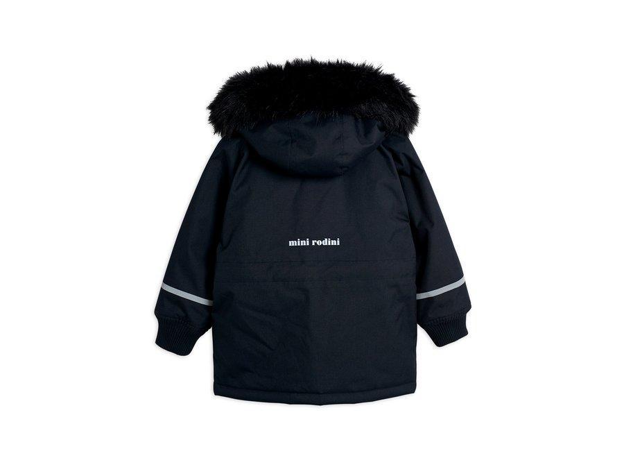 K2 parka black