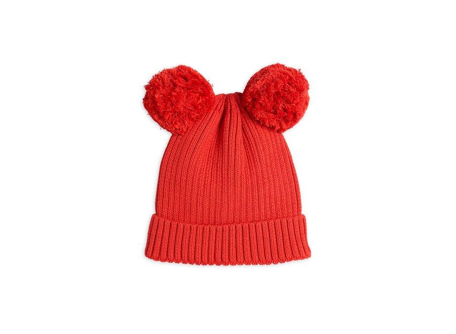 Ear hat red