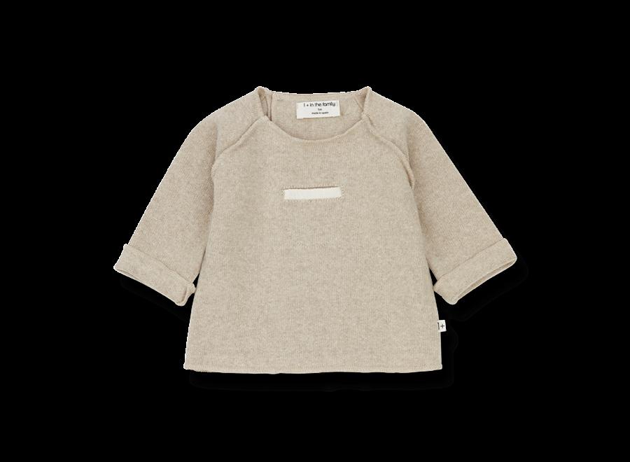 Emmanuel sweater cream