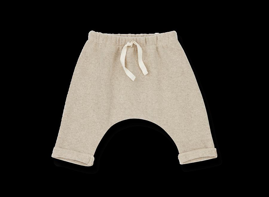 Adrien baggy pants cream