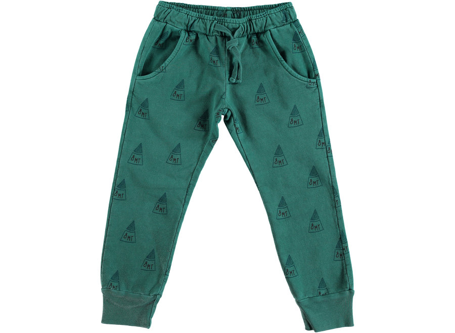 Baggy fleece trousers Bonmot greenlake