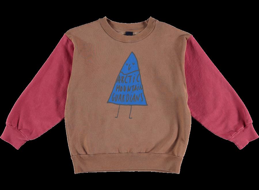 Sweatshirt Arctic Guardian wood