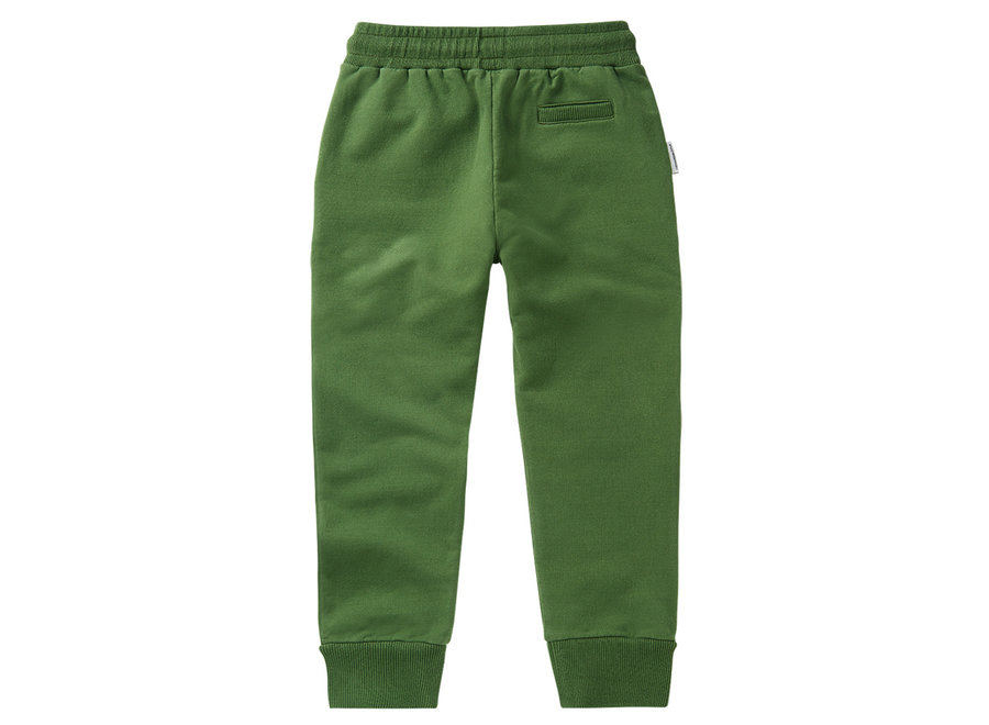 Slim Fit Jogger Moss Green