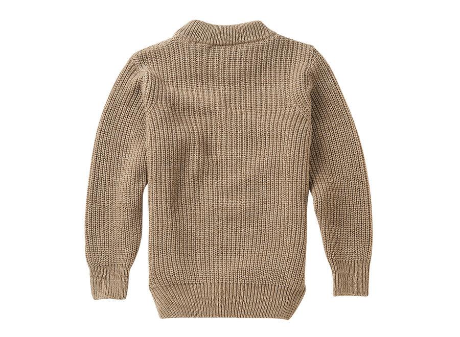 Knit Jumper Oatmeal