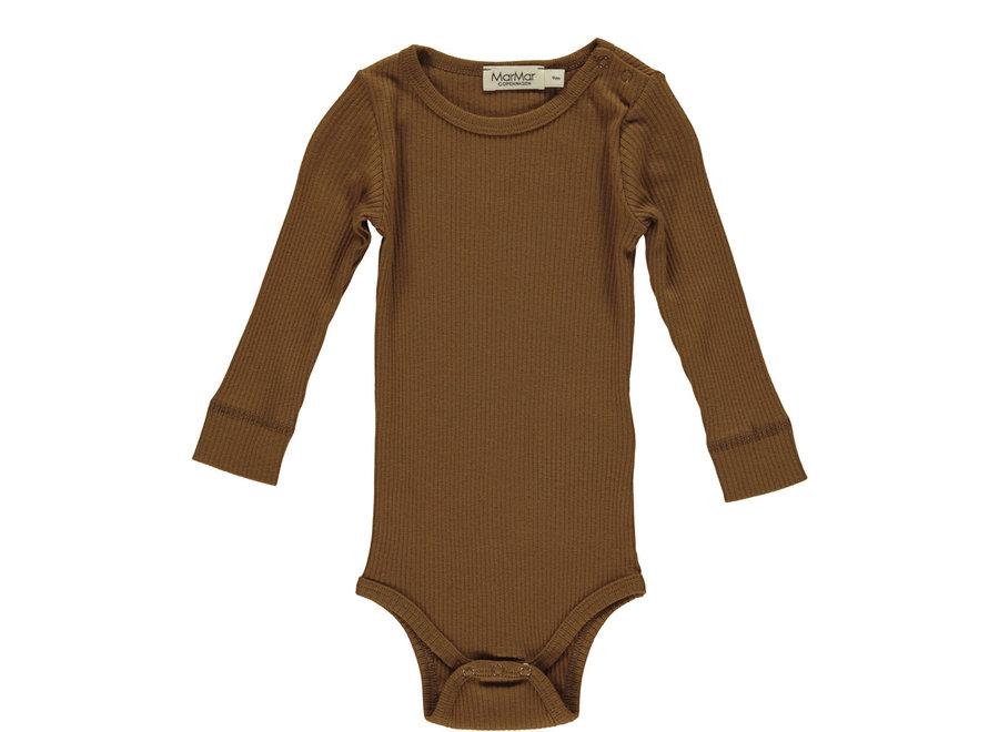 Plain Body LS Modal Leather