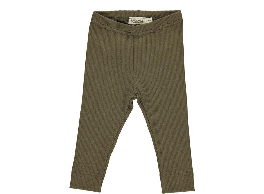 Leg Modal Pants Loden