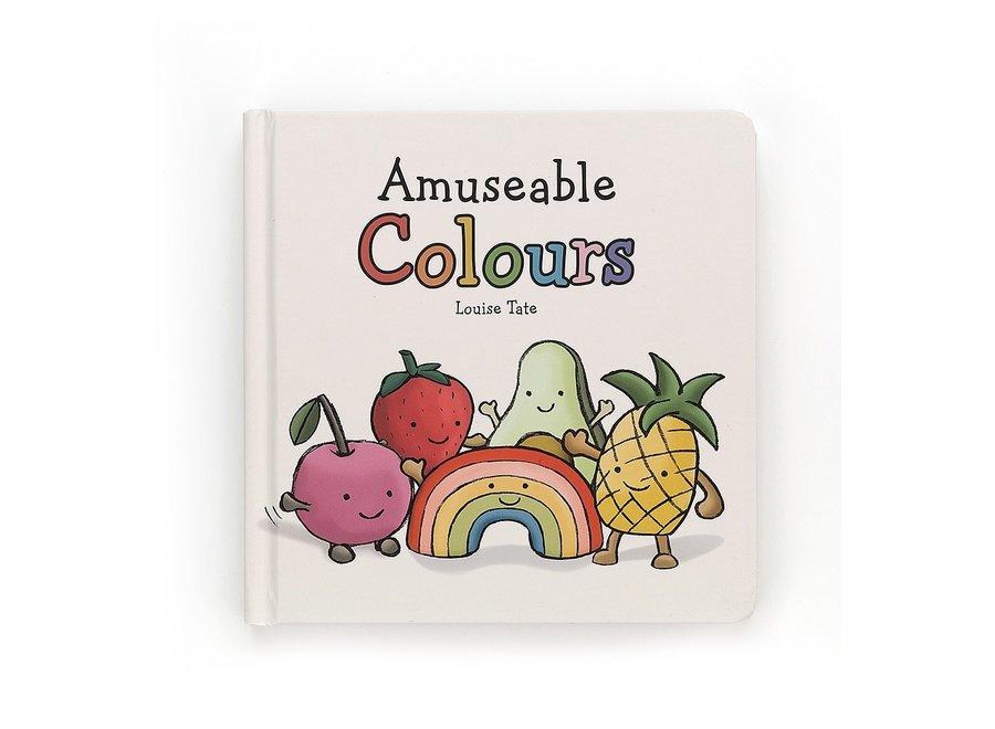Jellycat Amuseable colours