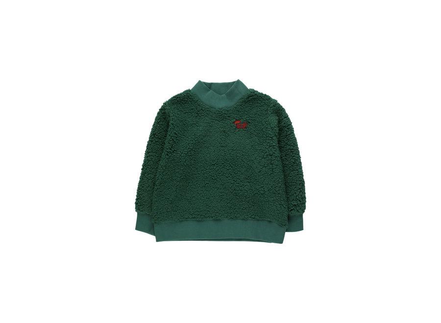 Tiny fox sweatshirt