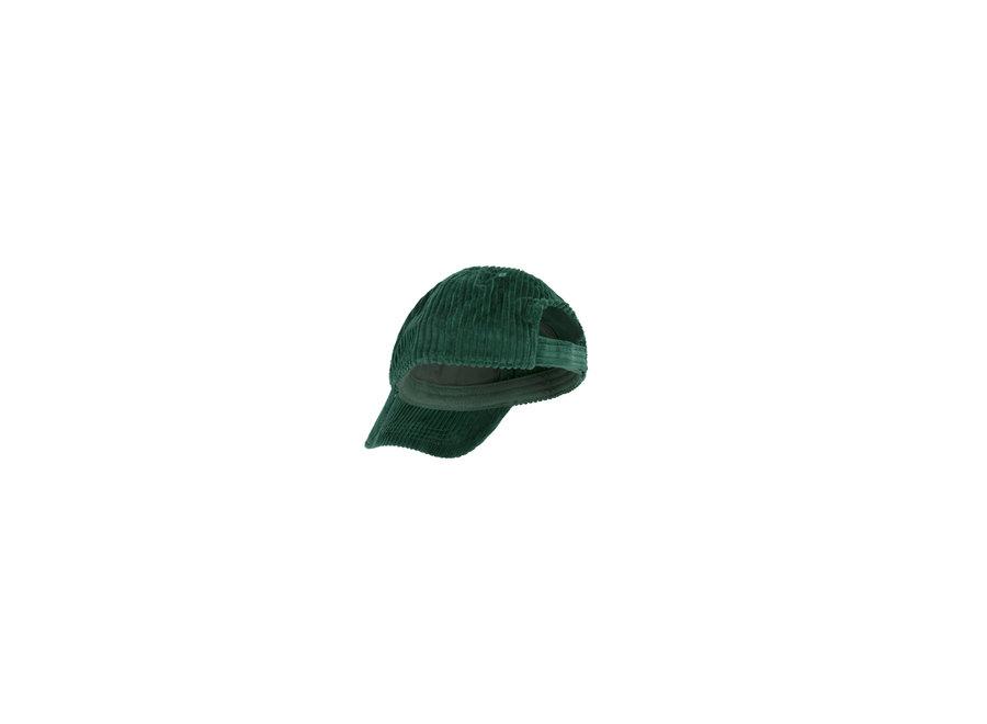 Tiny cap dark green
