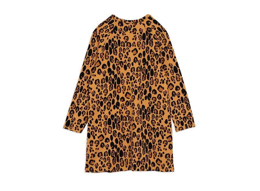 Basic leopard ls dress