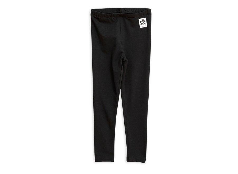 Basic leggings black