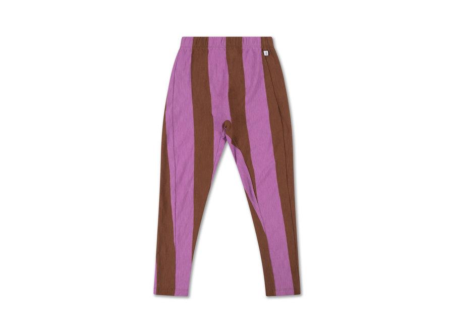 Pants Orchid block stripe