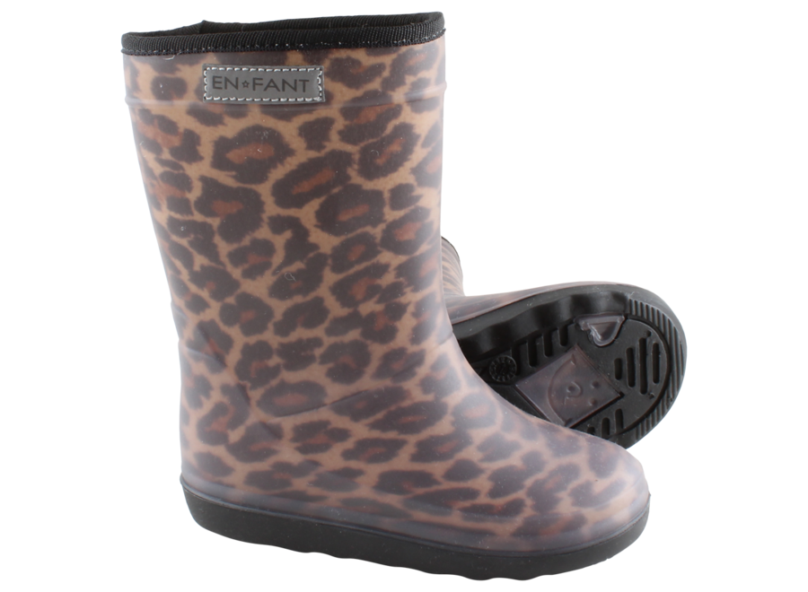 Enfant Thermoboots Adult Brown Leo