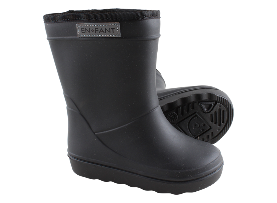 Enfant Thermoboots Adult Black