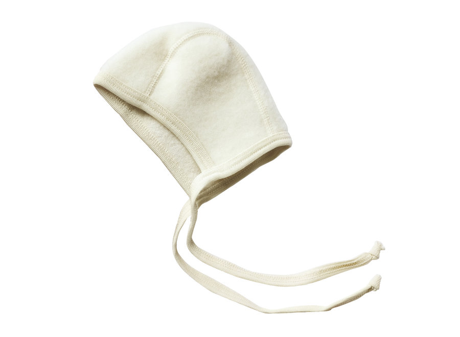 Baby bonnet natural