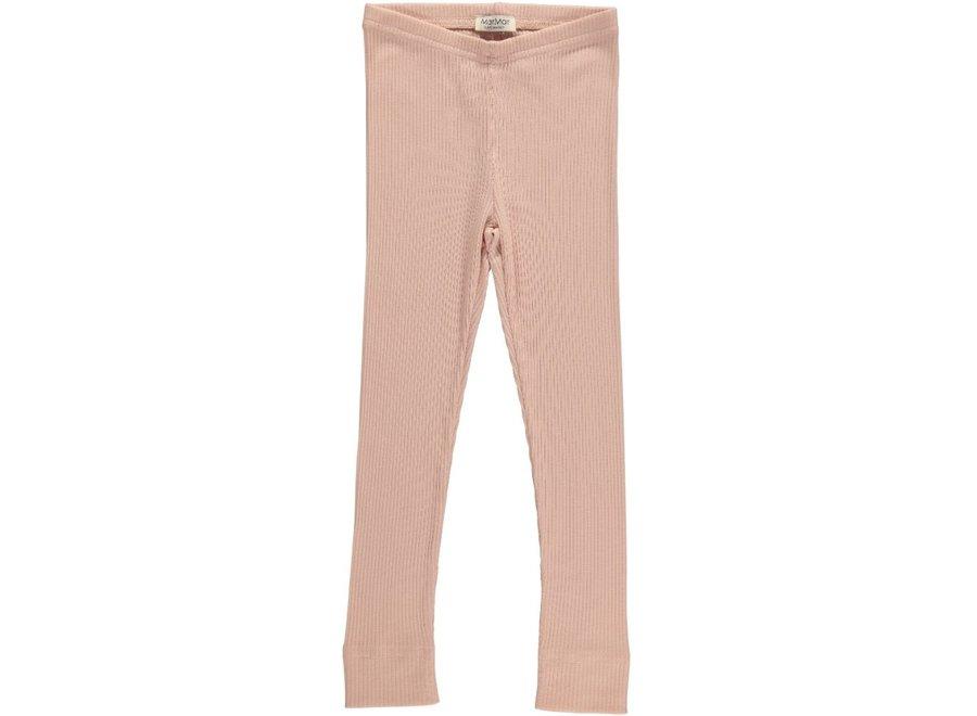 Leg Modal Pants Rose