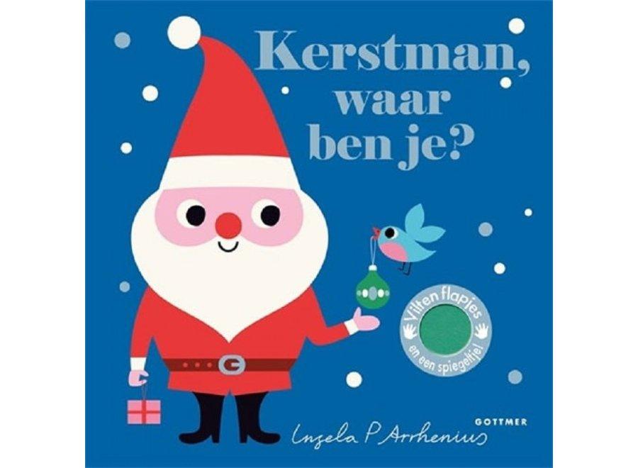 Kerstman, waar ben je? // Ingela Arrhenius