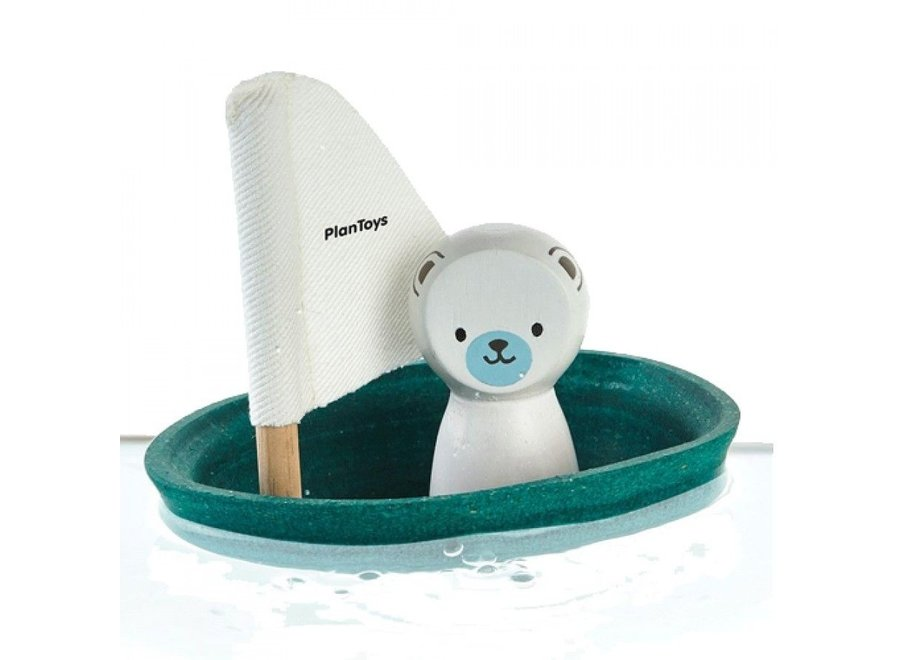 Sailing Boat Polar Bear