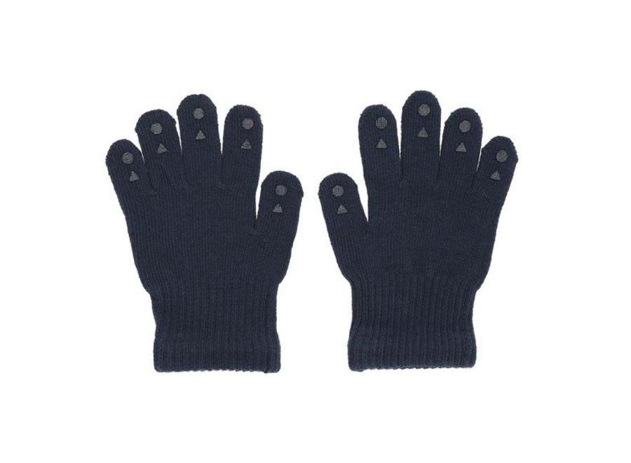 Grip Gloves Navy Blue
