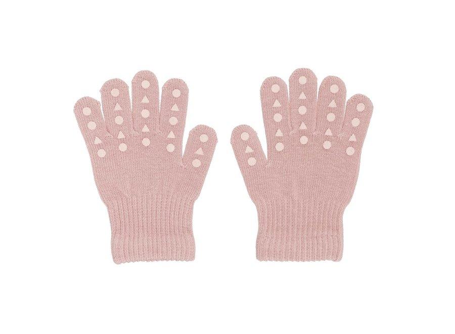 Grip Gloves Dusty Rose