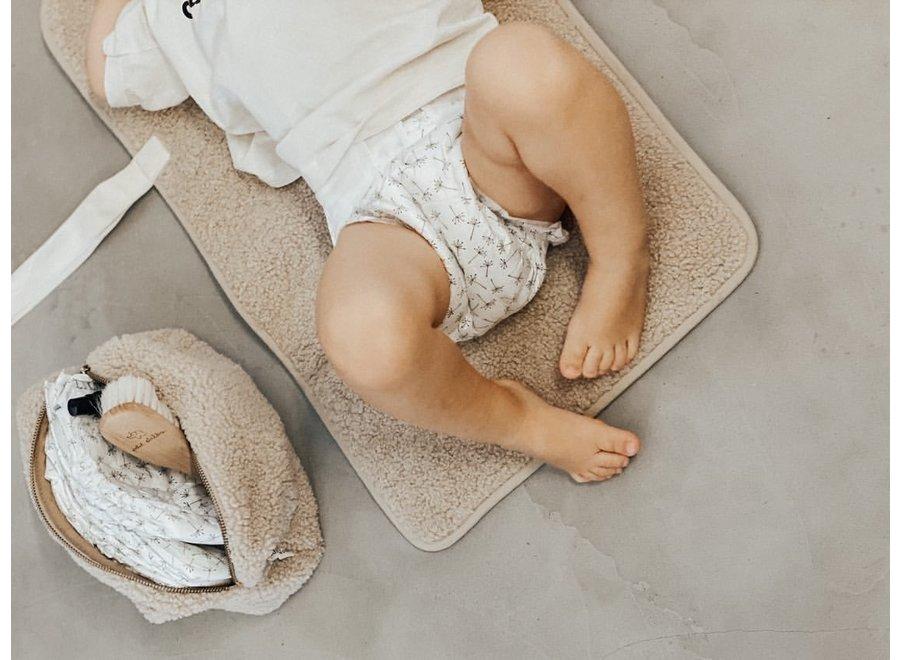 Chunky changing mat