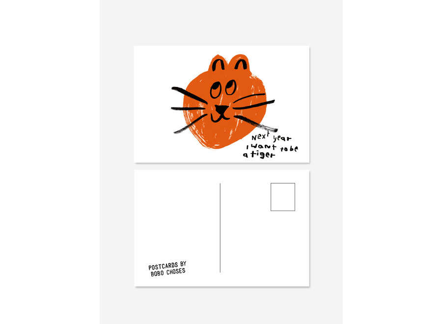 Fun wishes postcards pack