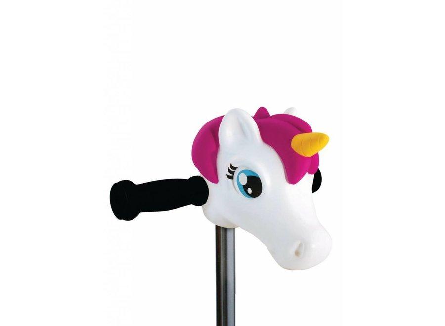 Scootaheadz unicorn wit