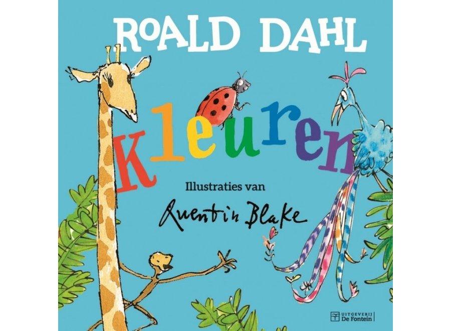 Kleuren // Roald Dahl (karton boek)