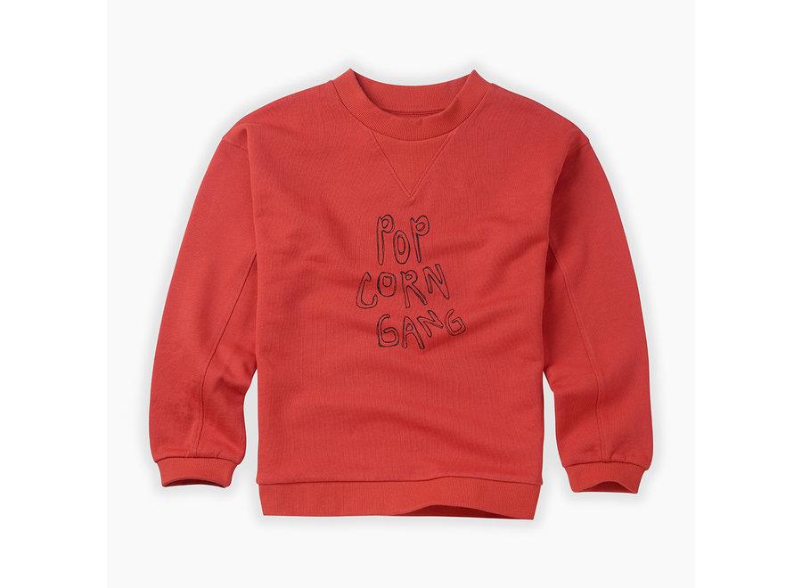 Sweatshirt Popcorn Gang