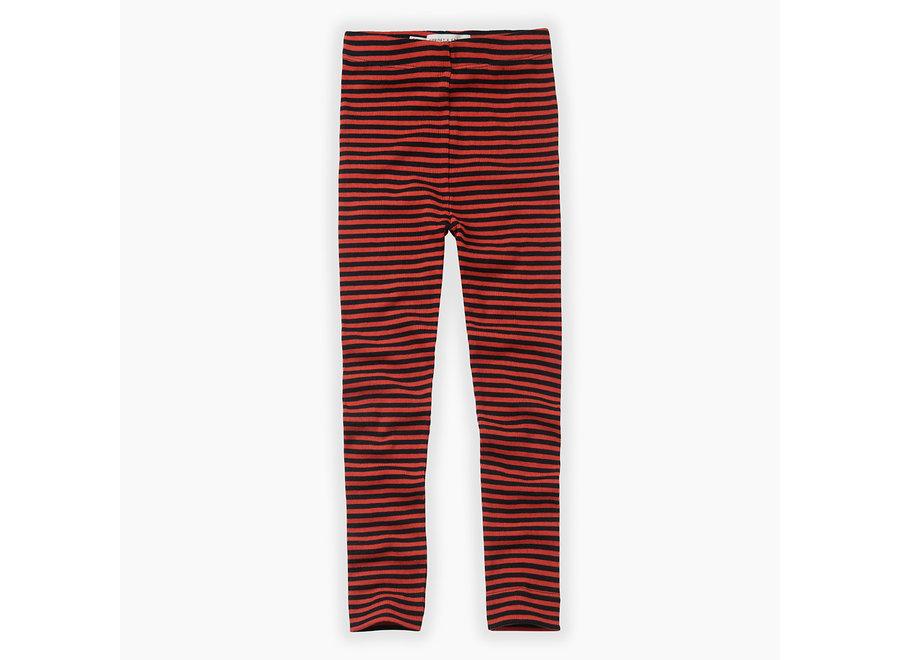 Pants Rib Stripe